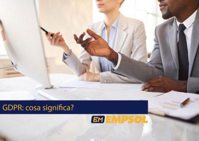 GDPR: cosa significa per la tua azienda?