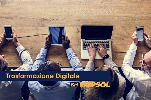 Trasformazione digitale Empsol